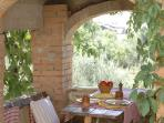Panoramic Eating Out in Umbria
