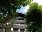 Apartment top floor