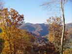 Breathe in the mountain colors and views - Memories to take home with you.