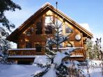 Tatras Lodge great for winter and summer breaks.