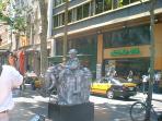 'La Ramblas'  Barcelona