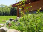 New Riverfront Eco-home in the Pioneer Valley