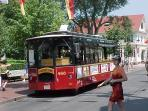 You can take a tour on the Provincetown trolley