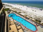 Largest Oceanfront Pool in Orange Beach!