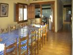 Dining room with 3 tables