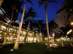 Waikiki-Beachwalk-Lewers St. Shopping
