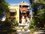 Hacienda del Cuyo, Casa Maya Lodge on the 3rd Floor