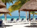 Beachclub we recommend to our guests, 10 min from Villa Maya