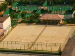 TENNIS AND PADEL COURT