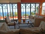 sitting room to terrace