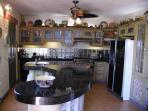 Casa de la Hoja's Complete Kitchen