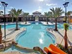 Solterra pool and clubhouse.