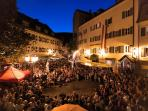 Zell am See night festival