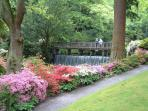 Bodnant Gardens at its best