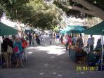 Haria village Market