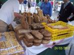 Fresh local Bread
