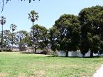 Del Rey Lagoon Park - across street
