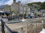 Barmouth - Harbour Eateries