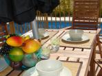Dine Al Fresco in style and safety