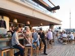 BARS PORT ADRIANO 2 MINUTES FROM THE APARTMENT
