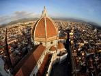 Duomo vista da Campanile di Giotto
