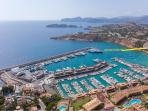 APARTMENT LOCATION WITH AERIAL OF PORT ADRIANO