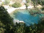Simply the sea of Hvar