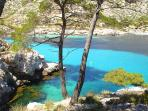 Sormiou, one of the Marvelous Calanques of Marseille