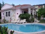Villa Panter and Pool