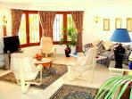 Lounge of Villa