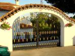 Villa Security Gates