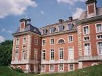 Venez découvrir le patrimoine historique avec le Château du Buisson de May