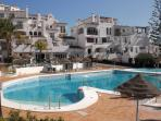 Spanish style complex - choice of 2 outdoor swimming pools
