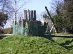 Fort - Playfield