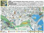 Plano de situacion y transportes municipales, Bus, Metro y Metrorbital