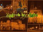 Zagreb by night