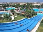 Aquapolis - waterpark only 10 min drive from apartment