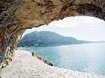 Samantha Paradise Villa sea