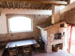 The real wood oven
