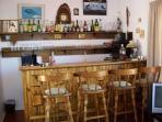 The 'Captain's Bar'