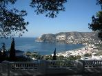 Nearby La Herradura bay