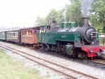 Welshpool and Llanfair light steam railway