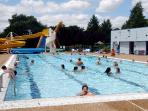 Jugon-les-Lacs swimming pool