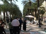Alicante Promenade