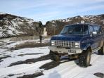 Private super jeep tours available. Experience the highlands, the glaciers, the back roads of Icelan