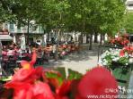 Place Carnot in summer
