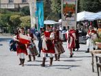 Enjoy local summer festas and events