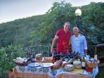 Podere Casarotta - WIne & Food tasting