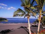 Beach resort of Puerta Naos