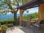 Podere Casarotta - 'Il Loggiato' porch